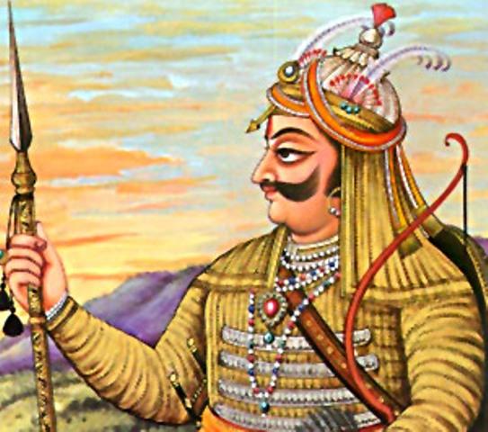 17.Rana Pratap ed