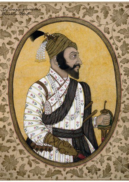 18.Shivaji 1627-1680