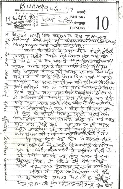 essay on importance of diary writing