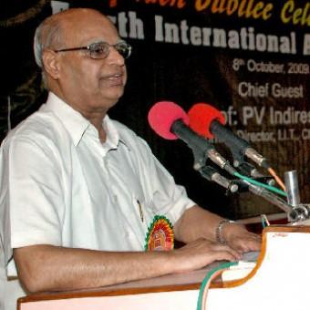 Prof PV Indiresan (1928-2013)