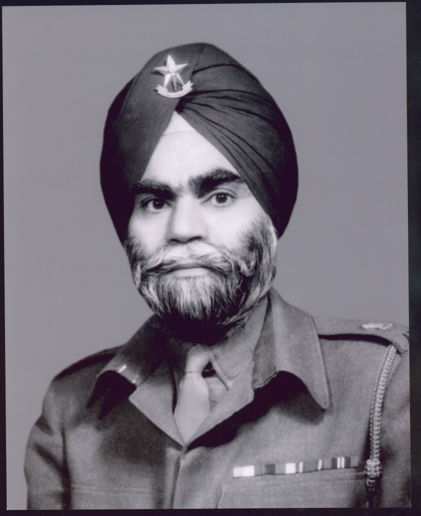 Pitaji in uniform