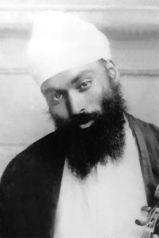 Saintly Bhai Hira Singh 1903