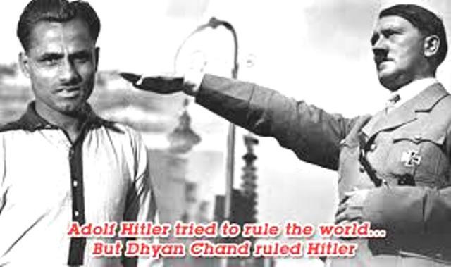 dhyan n hitler ed
