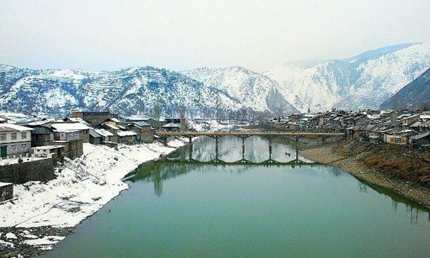 barmulla in winter
