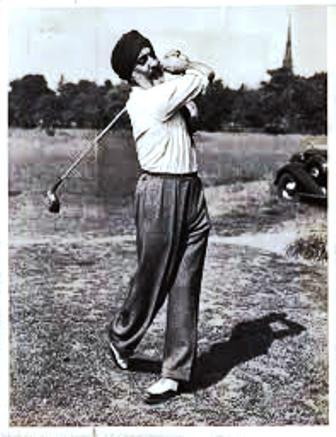 malik golf ed