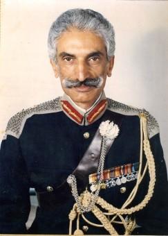 Lt Gen hanut Singh