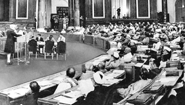 Parliament 1947 ed