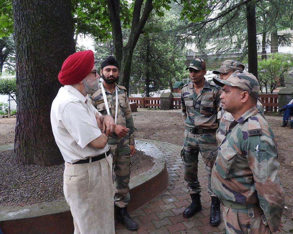Maj Gen Surjit Singh