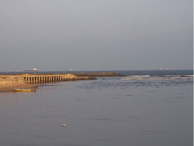 cooum river normal