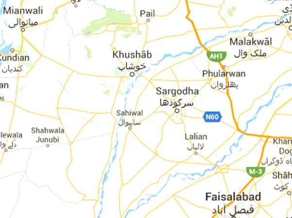 shahpuri speaking areas