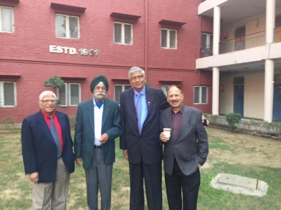 IIT Delhi group pic