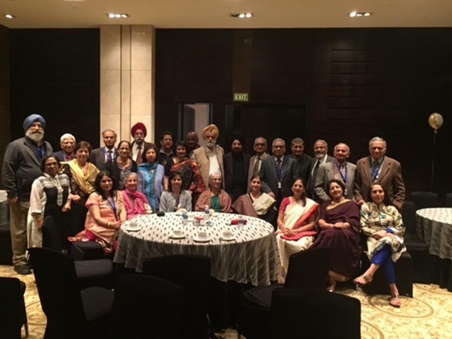 social gathering IITD