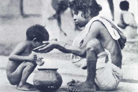 famine in bengal