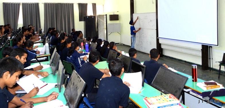 dakshna class