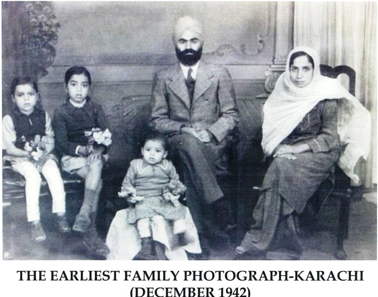 Family Karachi 1942ed
