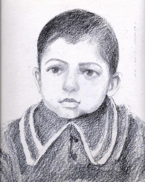 Pensketch Surjit 1942