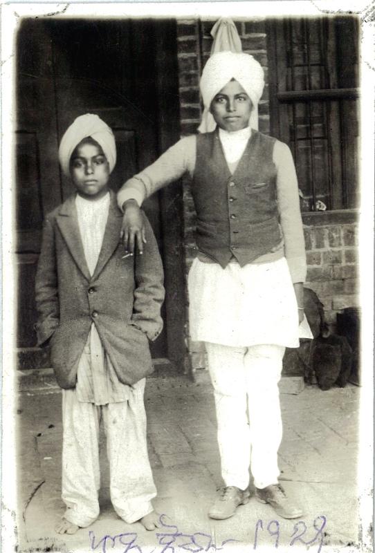 Uncles 1929