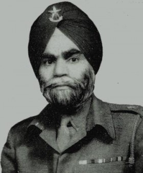 Major Balwant Singh (1911-2004)