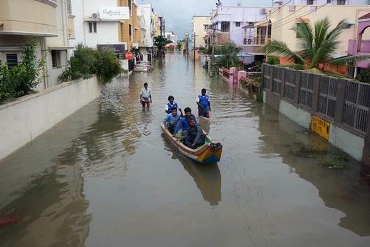 Chennai Flood 2015 Pdf