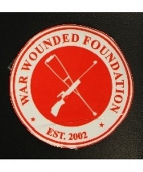 war wounded logo ed