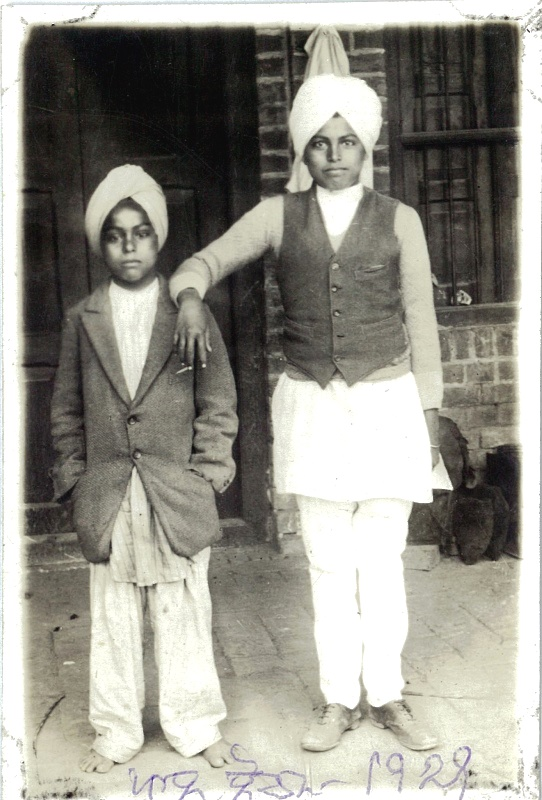 uncles in 1929