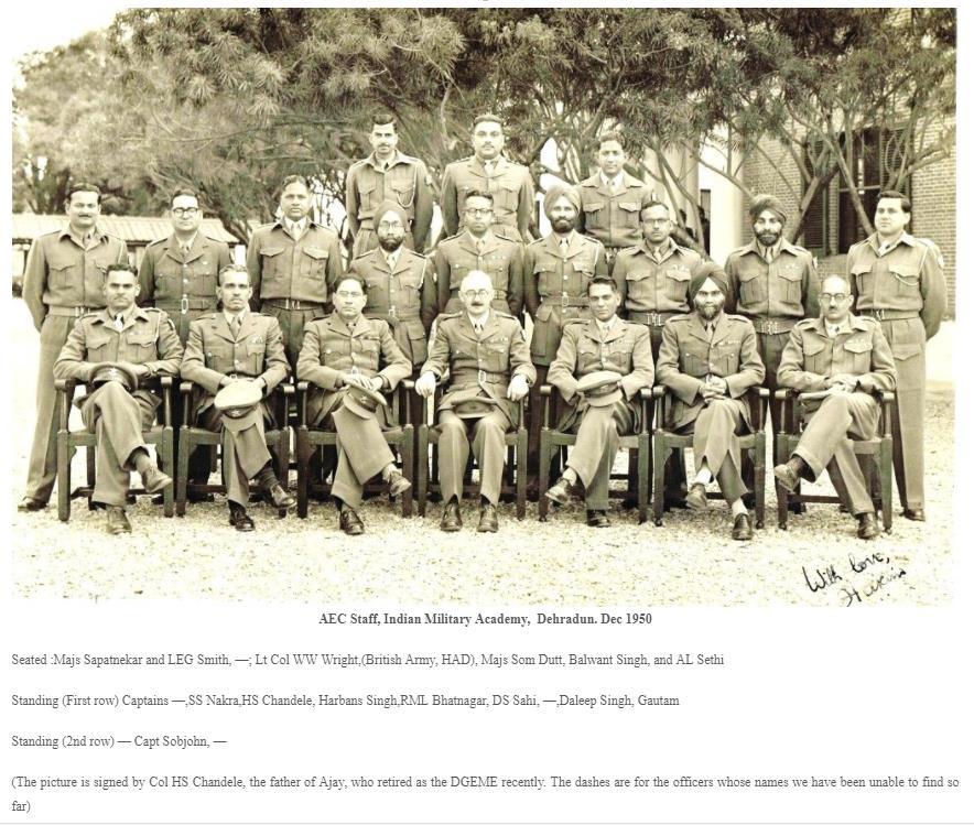 AEC Staff