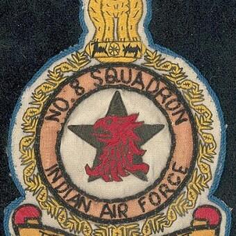 no8 squadron IAF