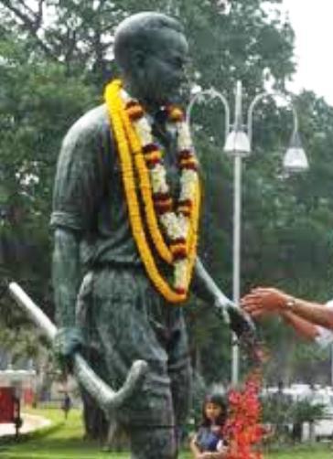 dhyan chand statue delhi